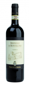 2011 BRUNELLO DI MONTALCINO Riserva D.O.C.G.