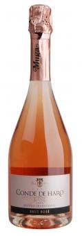 CONDE DE HARO Cava Brut Rosé Metodo Tradicional