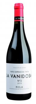 2019 La Vanidosa Nr. 2 Garnacha Rioja DOCa